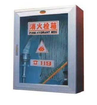 消防水泵兼向消防控制中心报警的紧接按纽(含指示灯)